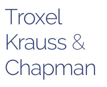Troxel, Krauss & Chapman Mobile Logo